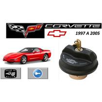 97-05 Chevrolet Corvette Tapon De Gasolina Con Llave Nac.
