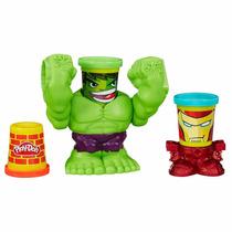 Hasbro Hulk Demoledor ¡sólo En Gamers!