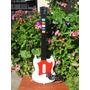 Guitarra Guitar Hero 2 Blanca Para Ps2 (01)