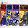 Batman Series Animadas Paquete Volumen 1, 2, 3 Y 4 En Dvd