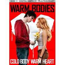 Mi Novio Es Un Zombie(warm Bodies)dvd+digital C.+ultraviolet