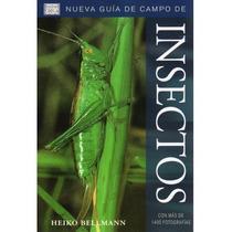 Insectos Nueva Guia De Campo Libro