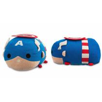 Peluche Tsum Tsum Capitán América Avengers 28cm Disney Store