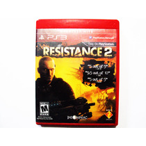 Resistance 2 Ps3 - Playstation 3