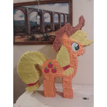 Piñatas My Little Pony Applejack Caricaturas