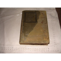 Libro Antiguo Año 1919 , A Progressive Course In English F