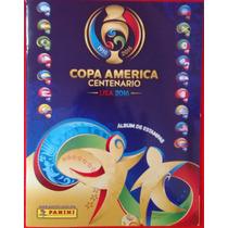Album Completo Copa America Centenario Usa 2016 Panini