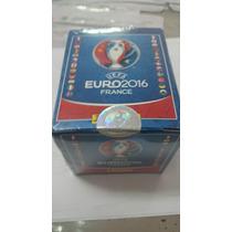 Caja De 50 Sobres Eurocopa 2016 Panini