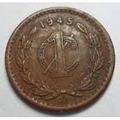 1 Centavo 1945,1946 Estados Unidos Mexicanos