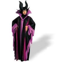Disney De La Mujer Disfraz Bella Durmiente Maléfica Costume