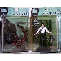 Matrix Coleccion Año 2000 Sentinel Y Mister Anderson