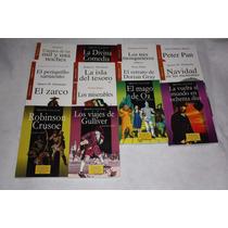 Coleccion Biblioteca Escolar. Obras Con Guia De Trabajo