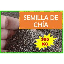 Semillas De Chia Presentaciones 250grs, 500grs Y 1kg