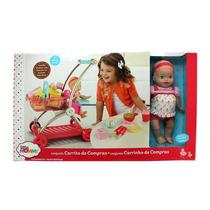 Little Mommy Carrito De Compras