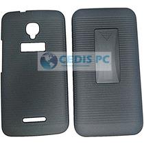 Funda Clip Holster Case Combo Alcatel Hero 2c Ot 7055a+ Mica