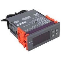 Termostato Sensor Digital Lcd Control De Temperatura 220v