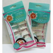 Tips Punta De Lanza 100 Pzs Mc Nails