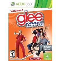 Karaoke Revolution Glee: Volumen 3 Bundle -xbox 360