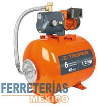Bomba Hidroneumatica 1/2hp 50 Litros Truper 12254