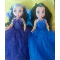 Muñecas Descendientes Disney Mal Y Evie .regalo Xv Años