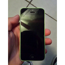 Vendo Iphone 5c Color Verde Telcel