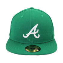 Gorras Originales New Era Beisbol Bravos Atlanta 59fifty
