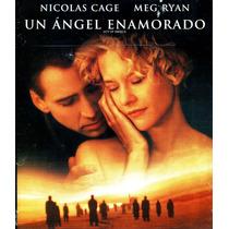 Bluray Un Angel Enamorado ( City Of Angels ) 1998 - Brad Sil