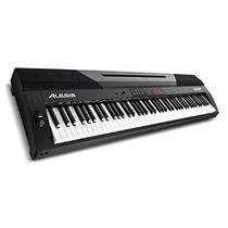 Piano Digital De 88 Teclas Contra Pesada Alesis