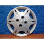 Tapón De Rin Chevrolet Chevy Edición Brasileña R13 Original