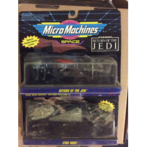 Star Wars Micromachines Space Naves X-wing, Jabbas Desert