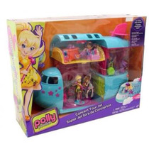 Super Jet Gira De Conciertos Polly Pocket