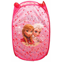 Cesto Pop-up Frozen Anna Y Elsa Strong Bound Blakhelmet Sp