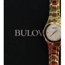 Reloj Bulova 97l128! Envio Gratis!! 100% Original