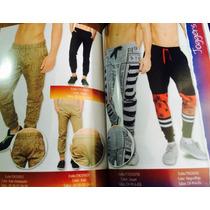 Jogger Hombre Fashion De Moda Barato