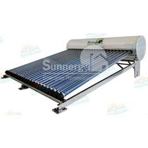 Calentador Solar 285 Litros. Sin Levantar Tinaco. Inoxidable