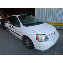 Ford Freestar 2004 Chocada Se Vende Completa O Por Partes