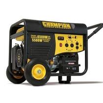 Planta De Luz / Generador Champion 5500/6500w Encendido Elec