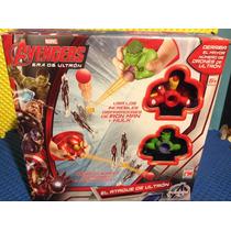 Juego De Mesa Ataque De Ultron Avengers Marvel De Fotorama