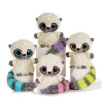 Oso Lemur Yoohoo Peluche 20 Cm Aurora