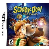 Juego Nintendo Ds Scooby Doo First Fright!