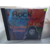 Rock Milenium Alejandra Guzman - Cd Album - Varios Exitos