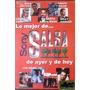 Sony Salsa - Lo Mejor De Ayer Y Hoy Dvd Nuevo Cerrado
