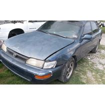 Toyota Corolla 1993 ( En Partes ) 1991 - 1997 Motor 1.8