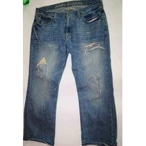 American Eagle Jeans Hombre Talla 36x32 Solo $ 150.00 Remate