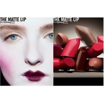 Mac The Matte Lip Living Legend La Vie En Rouge