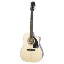 Guitarra Epiphone Electro-acustica Aj-100ce Blakhelmet Sp
