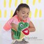 Titere De Mano De Dinosaurio Con Sonidos Para Niños