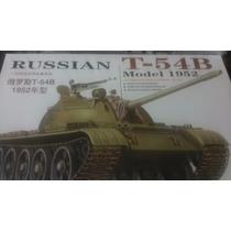 Tanque Ruso T-54 B Escala 1/35 Marca Trumpeter Nuevo!!!!!