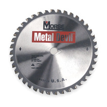 Cuchilla Sierra Circular Cortar Metales Csm72540nsc Morse