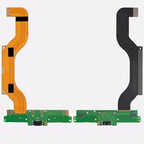 Flexor Centro Carga Puerto Usb Nokia Lumia 1520 Microfono